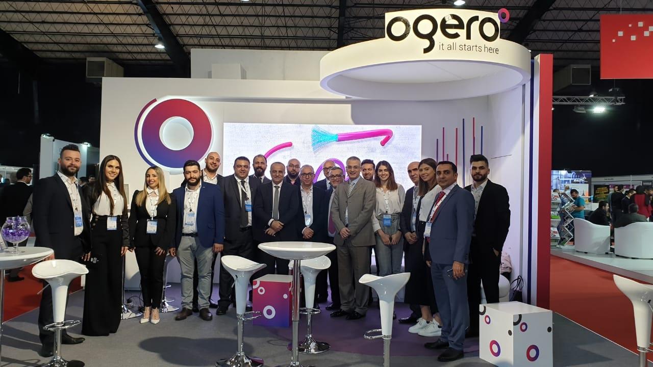Ogero at Smartex 2019
